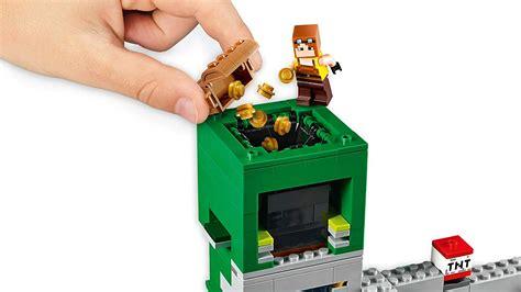 lego minecraft   creeper  mo creeper