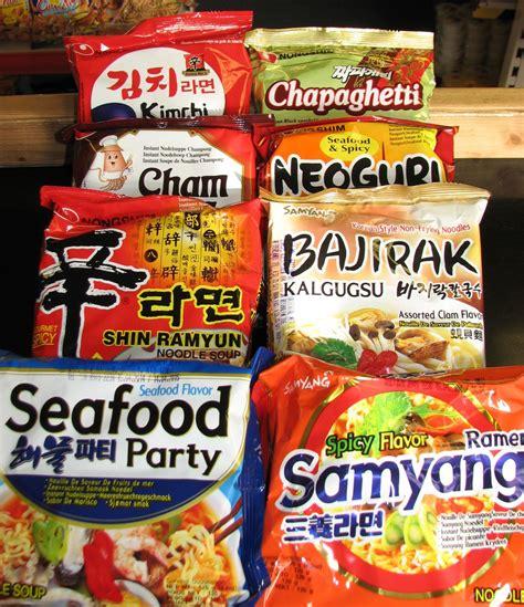 Instant Noodles Brands