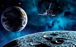 Space Art Wallpaper | Space Wallpaper