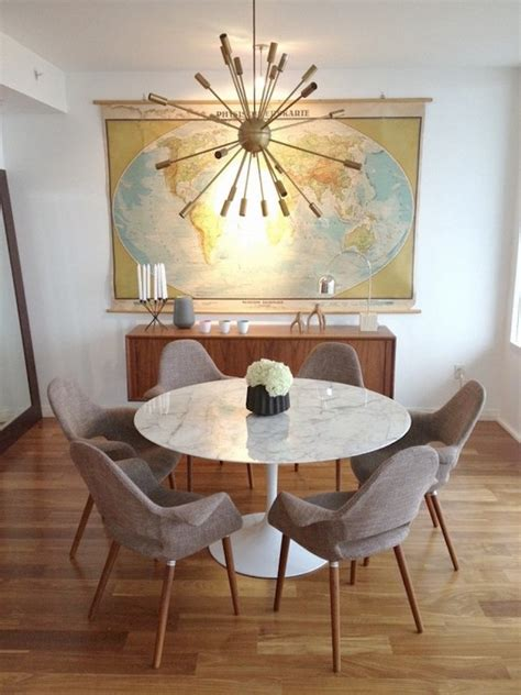 captivating mid century dining room design  home