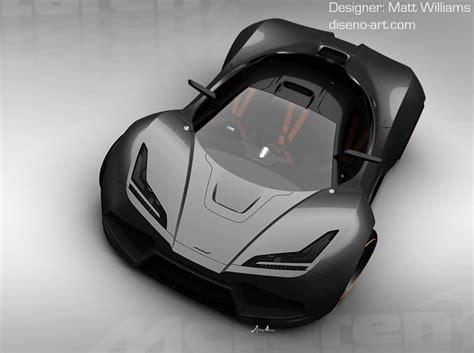 mclaren lm5 mclaren lm5 concept cars diseno art