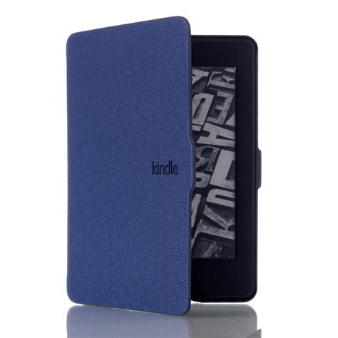 geekbite kindle premium quality smart magnetic cover for kindle paperwhite 300ppi