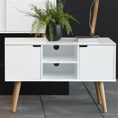 Sideboards Cabinets by Small White Sideboard Stand Tv Unit Storage Cabinet