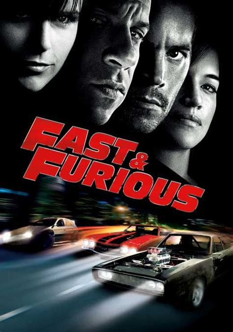 Fast and Furious 4 Movie Posters From Movie Poster Shop