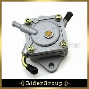 Fuel Pump For John Deere 112l 130 Lx172 180 Gt242 Kawasaki