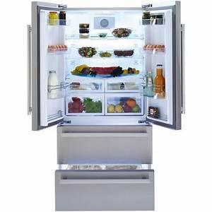 Refrigerateur Americain Pas Cher : beko gne 60521 x pas cher prix promo r frig rateur ~ Dailycaller-alerts.com Idées de Décoration
