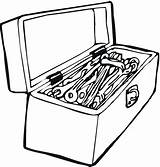 Tools Coloring Toolbox Clipart Clip Tool Colouring Wrench Vector Clipartbarn Clipartmag Printable Cliparts Sheets Saw Library Pixels Downloads 1024 Views sketch template