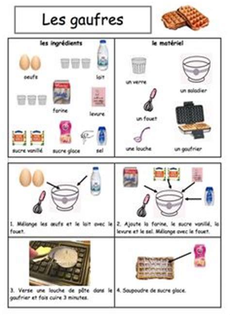 cuisine en maternelle 1000 images about recette pour la classe on