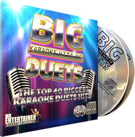 Mr Entertainer Big Karaoke Hits Of Duets Digitop