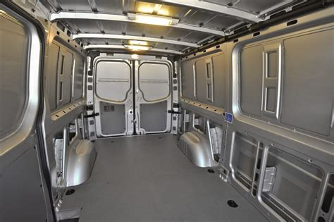 Three engines are offered, including a. Mercedes-Benz Sprinter Cargo Van Interiors - Focus Daily News