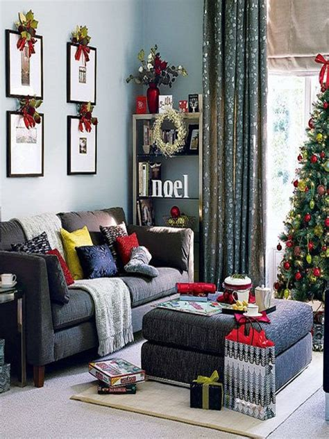 space saving christmas decoration ideas  small spaces