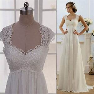 wedding dress empire waist bridalblissonlinecom With empire waist wedding dress