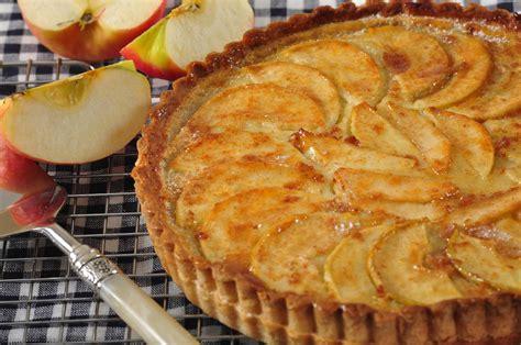 apple custard tart recipe joyofbakingcom tested recipe