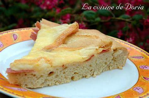 tarte au maroille pate levee recette de tarte aux maroilles et jambon de pays