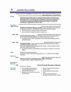 Experience on a resume template resume builder for Sample resume for experienced marketing professional