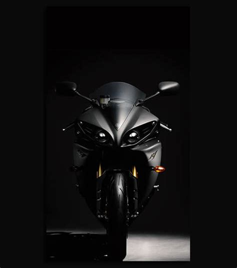 Black R1 Hd Wallpaper For Your Mobile Phone