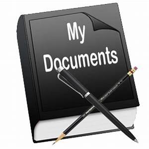 Book Icon-My Documents by 0dd0ne on DeviantArt