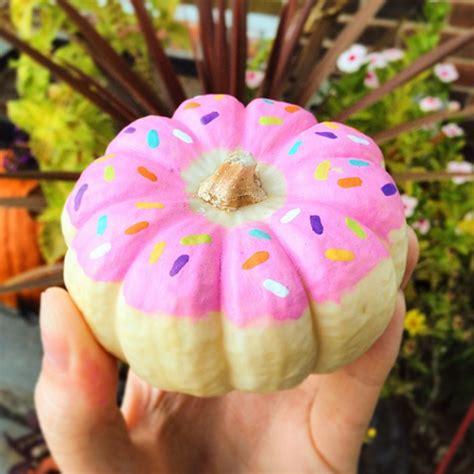paint a pumpkin ideas clever no carve painted pumpkin ideas for kids donuts pumpkin ideas and halloween ideas