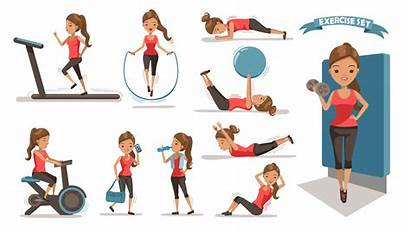 Exercise Ejercicio Exercising Exercice Woman Fitness Mujer