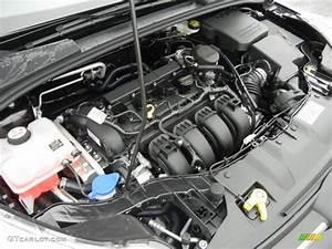 2012 Ford Focus S Sedan 2 0 Liter Gdi Dohc 16