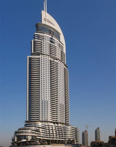 The Address, Downtown Burj Dubai, Hotels In Dubai