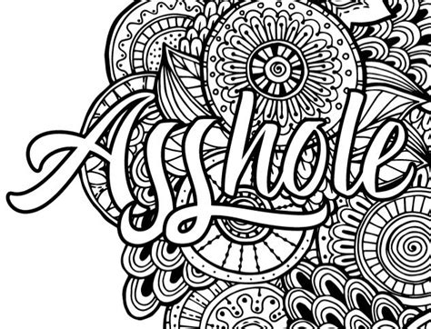 best swear word coloring books a giveaway cleverpedia