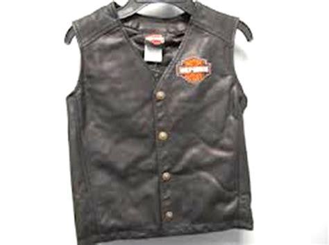 Harley-davidson® Kids Pleather Vest *0276072*