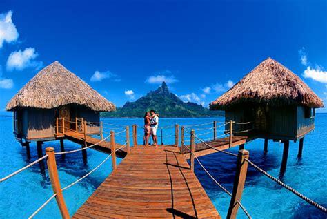 Le Méridien Bora Bora Overwater Bungalows