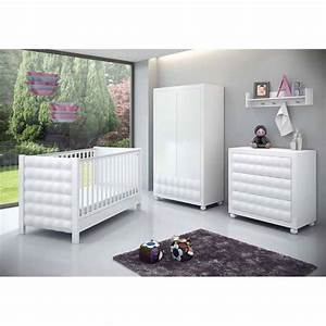 chambre a coucher bebe complete eden chambre bebe With chambre bébé design avec chambre de culture complete