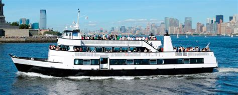 Boat Ride Nyc by The 6 Best Ways To See New York Fly Travel
