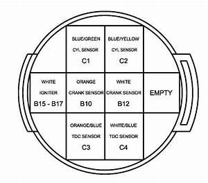 Honda Crx  Distributor Wire Diagram Obd0 To Obd1