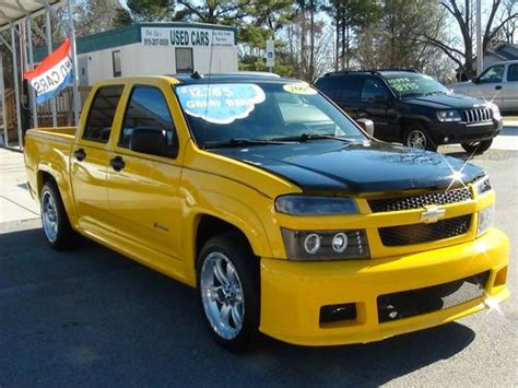 Sell Used 2005 Chevrolet Colorado Z85 Ls Crew Cab Pickup 4