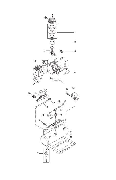 Buy Senco Pcn Gallon Finish Trim Air Replacement