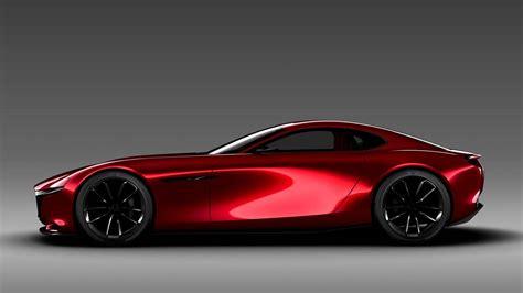 maserati dark blue mazda rx vision concept cars diseno art