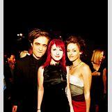 Hayley Williams And Robert Pattinson | 500 x 540 png 236kB