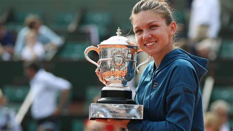 Simona Halep   WTA Tennis   Grand Slam history