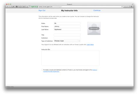 Access And Manage Courses Online With Itunes U