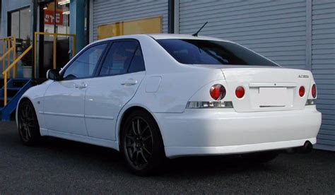 altezza car altezza black bn sports drift is300 japan jdm lexus