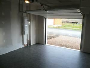 Revetement De Sol Pour Garage : le sol du garage le blog de ludo et val rie ~ Dailycaller-alerts.com Idées de Décoration