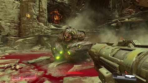 It is the third major game. DOOM (2016 Reboot) - New Gameplay (with Commentary) 1080p - YouTube