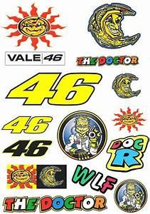 Valentino Rossi Logo : racing land garage valentino rossi moon sun logo ~ Medecine-chirurgie-esthetiques.com Avis de Voitures