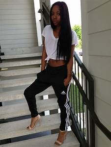 What to wear with adidas track pants? - Fashion Questions And Answers - StyleDiscussions.com