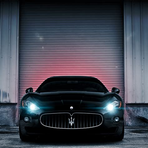 Maserati Logo Wallpaper