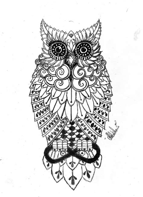 Owl Tattoos Designs, Ideas and Meaning   Tattoos For You