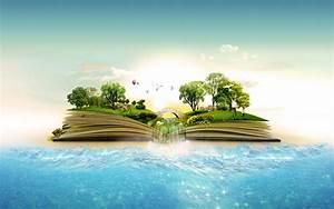 Mgico Libro De La Selva Y Del Ocano Fondos De Pantalla