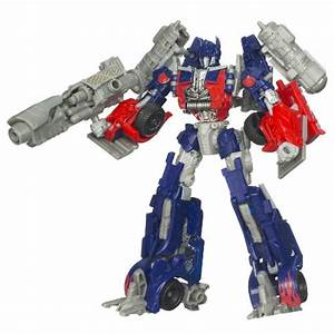 Transformers: Dark of the Moon, Optimus Prime Action Figure
