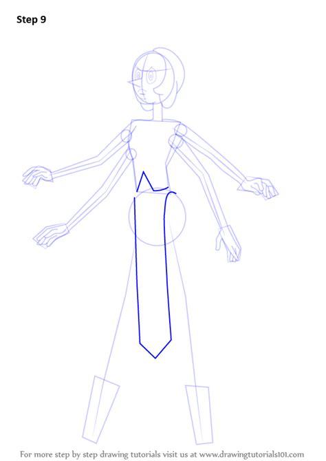 learn   draw opal  steven universe steven universe step  step drawing tutorials