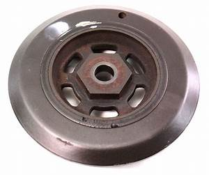 Crankshaft Crank Shaft Pulley Vr6 94-05 Vw Jetta Gti Mk3 Mk4