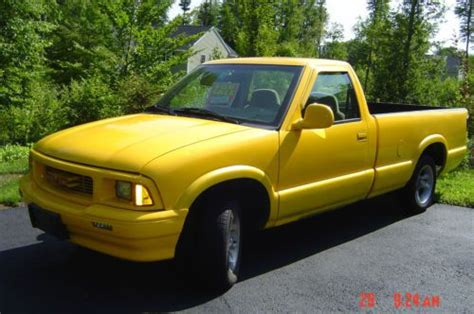 automobile air conditioning repair 1997 gmc sonoma club coupe user handbook find used 1997 gmc sonoma sle standard cab pickup 2 door 2 2l in sandown new hshire united