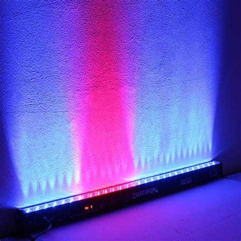 led bar 1m uplighter wall washer light dmx link rgb colour battern batten ebay